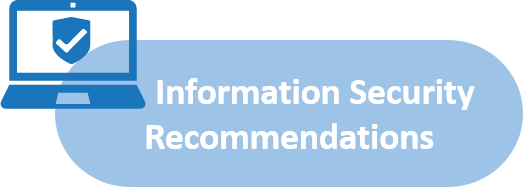 Information Security Recommendations